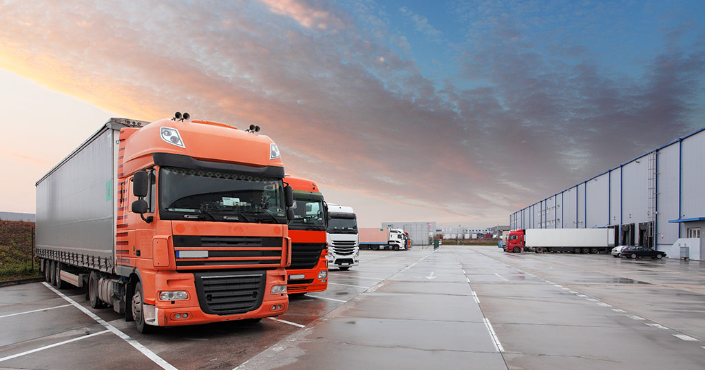 Overland Road Freight