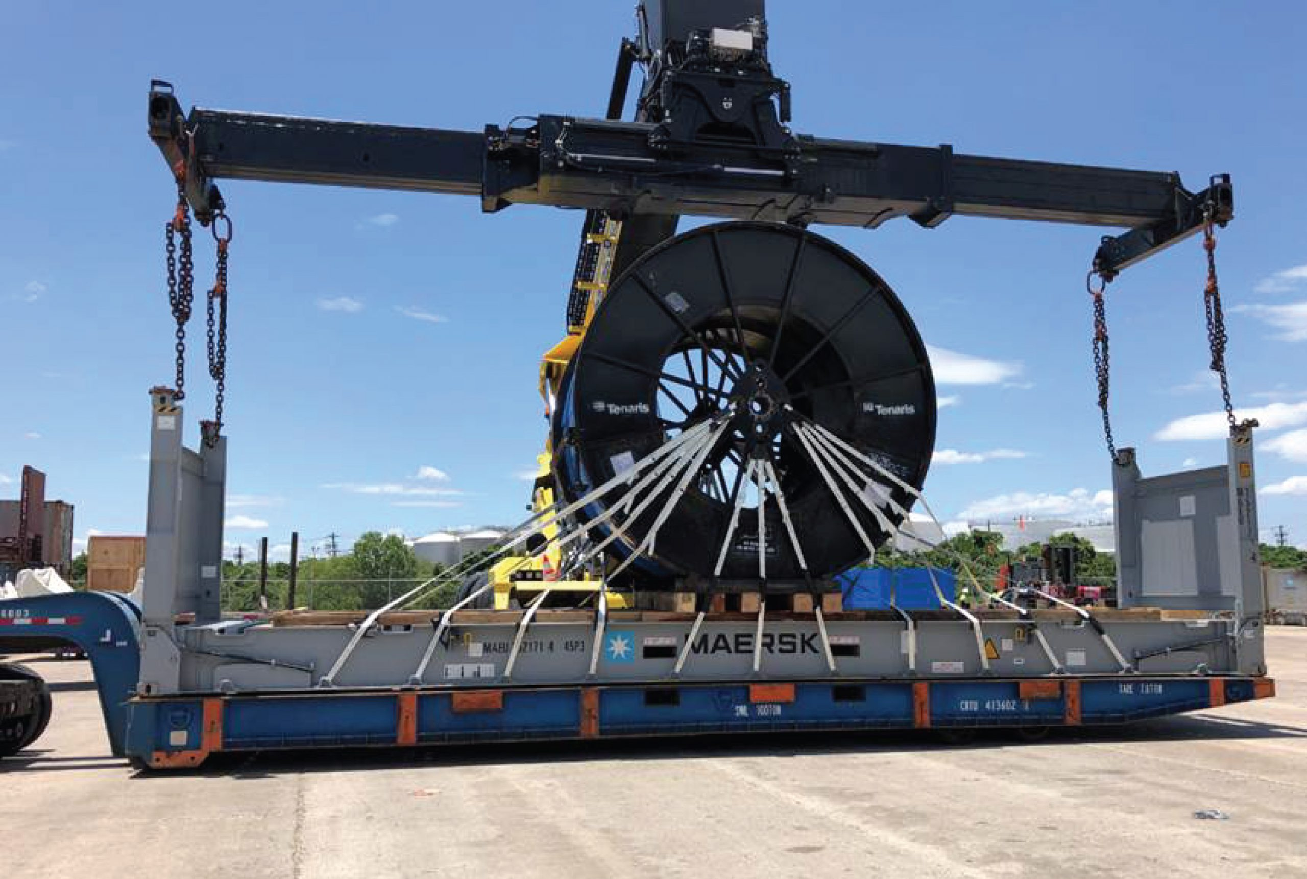 BREAKBULK AND OUT-OF-GAUGE SOLUTIONS