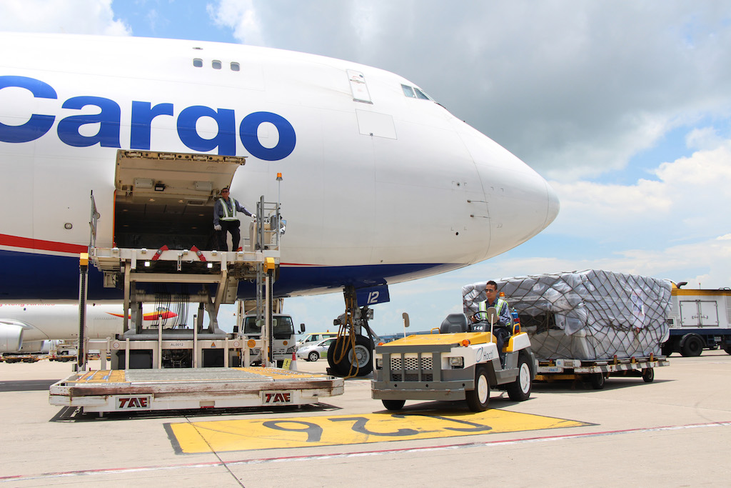 Air Freight Oman