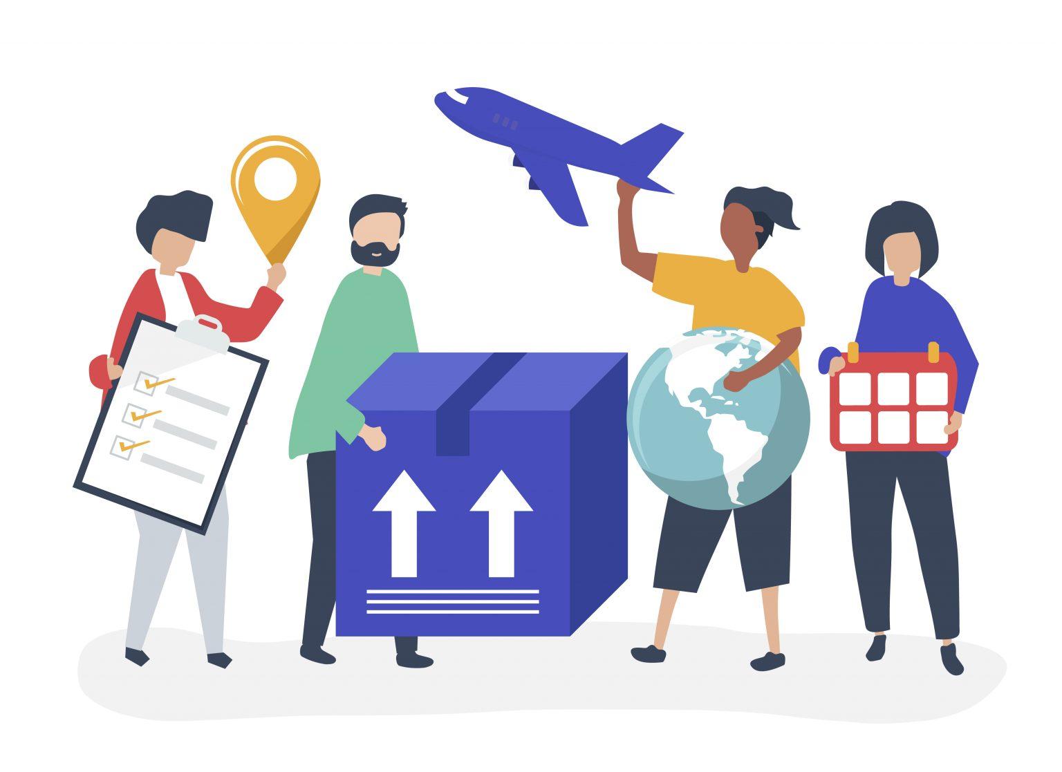 logistics company Dubai